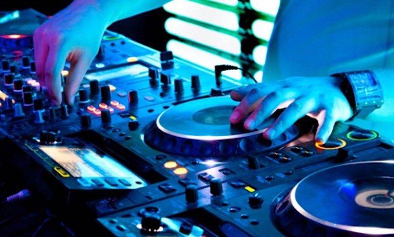 disco band plus DJ