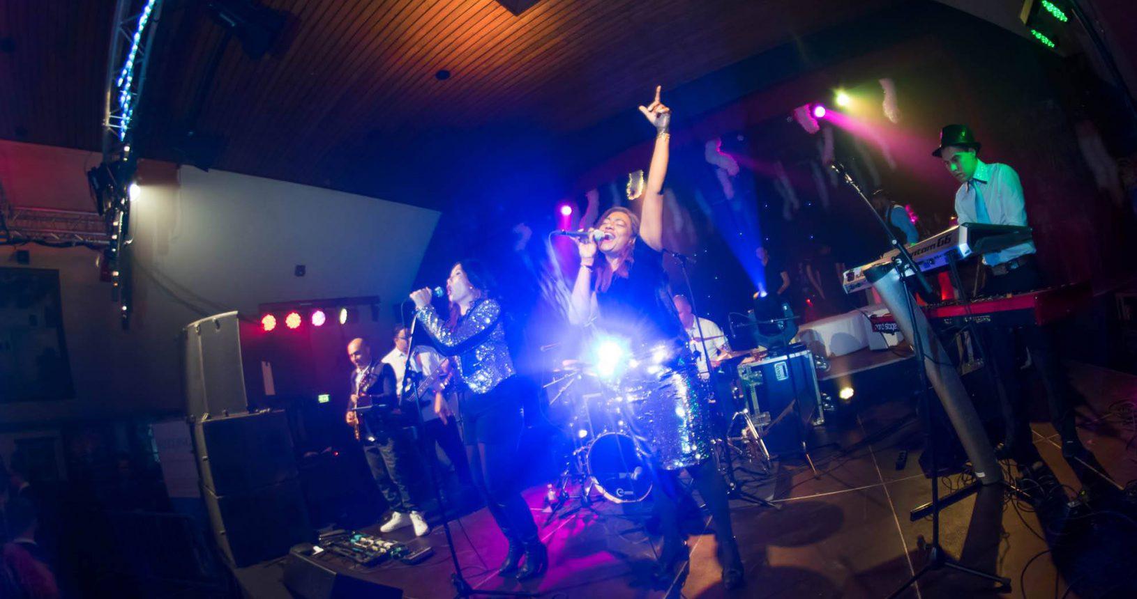 Coverband bruiloft Drenthe